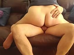 6 min - Cool dick riding couch
