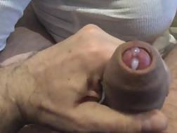 3 min - Black woman strokes pecker