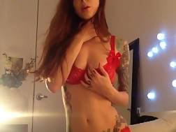 3 min - Amazing amateur chick red