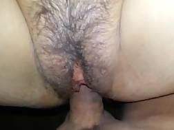2 min - Hairy pussy wife warm