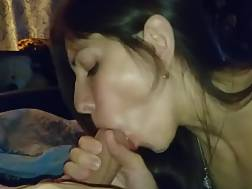 5 min - Blowjob husbands prick