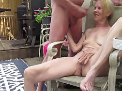 amateur senior couple cumshot