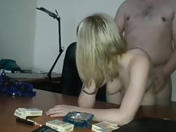 7 min - Young lighthaired secretary fucked