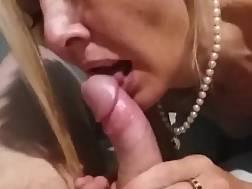 4 min - Hot blondie mom pleasures