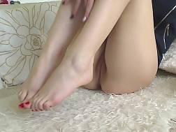 11 min - Beautiful sexy legs