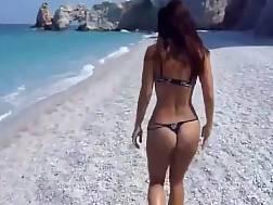7 min - Fucking tempting honey beach