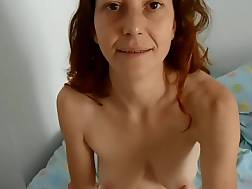 5 min - Nude wife filmed husband