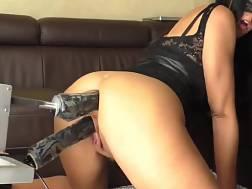 8 min - Double penetration kinky girlie