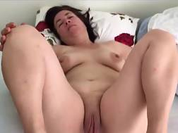 14 min - Mature fat wifey spreading