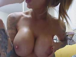 11 min - Sexy busty babe talks