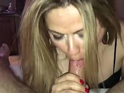 2 min - Amateur blonde wifey blow