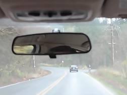 13 min - Redhead schoolgirl wanks car
