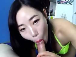 7 min - Exgirlfriend sucking huge dick