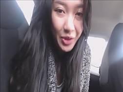 8 min - Lovely asian camgirl makes