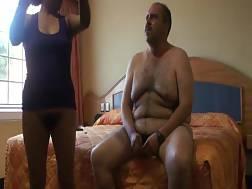 20 min - fat old dude fucks