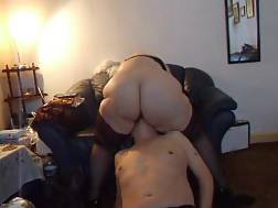2 min - Huge ass mature fatty