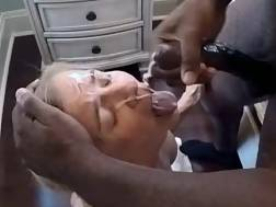 1 min - Mature white wife first