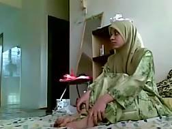 17 min - Muslim teen penetrates seducer