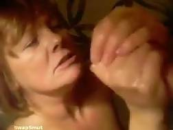 2 min - Cum shot whore wifey