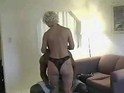 12 min - Busty mature wife getting