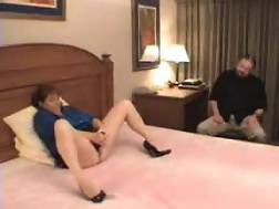 30 min - Obedient cuckold hubby cleans