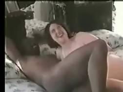 18 min - two black dicks whore
