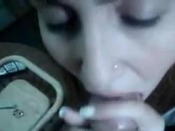4 min - Pretty sexual eyes guzzling