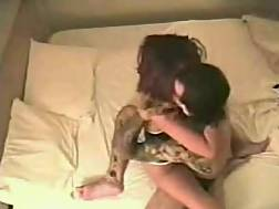 7 min - Sweet gf penetrated bed