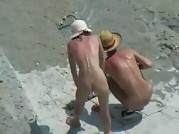11 min - Nude caught penetrating cam