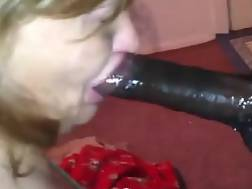 11 min - granny deep mouth young