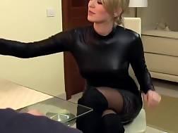 8 min - Nymph latex dick