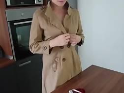8 min - Bbw pecker surprises horny