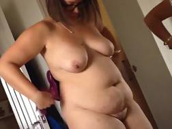 1 min - naked fat wife