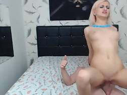 7 min - Blond blowing lover
